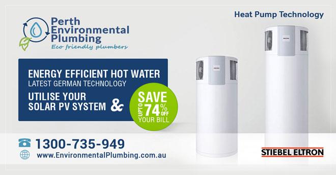 buy stiebel eltron heat pump perth
